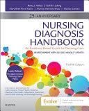 Nursing Diagnosis Handbook  12th Edition Revised Reprint with 2021 2023 NANDA I   Updates