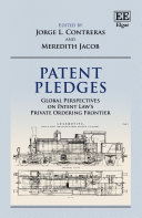 Patent Pledges Book