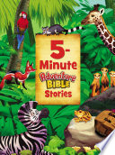 5 Minute Adventure Bible Stories Book