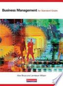 Business Management For Standard Grade Book PDF