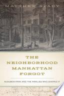 The Neighborhood Manhattan Forgot