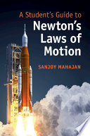 link to A student's guide to Newton's laws of motion in the TCC library catalog