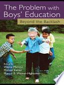 The Problem with Boys' Education Pdf/ePub eBook