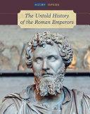 The Untold History of the Roman Emperors Pdf/ePub eBook