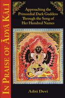 Pdf In Praise of Adya Kali