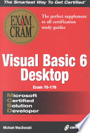 MCSD Visual BASIC 6 Desktop Exam Cram