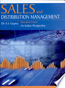 """""""Sales and Distribution Management"""" by S.L. Gupta"""