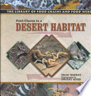 Food Chains in a Desert Habitat
