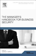 The Manager s Handbook for Business Security Book