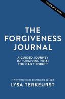 The Forgiveness Journal Book