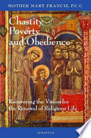 Chastity Poverty And Obedience