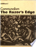 Communalism, the Razor's Edge