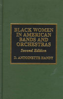 Black Women in American Bands and Orchestras ebook
