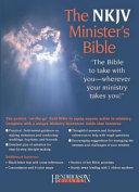 The Nkjv Minister s Bible Black