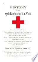 History of the 27th Regiment N Y  Vols Book PDF