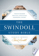 """The Swindoll Study Bible NLT"" by Charles R. Swindoll"