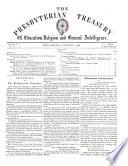 The Presbyterian Treasury of Education  Religion and General Intelligence