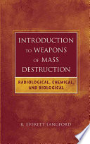 Introduction to Weapons of Mass Destruction