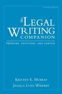 The Legal Writing Companion