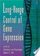 Long-Range Control of Gene Expression
