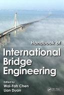 Pdf Handbook of International Bridge Engineering Telecharger