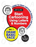 Start Cartooning Using Letters and Numbers