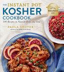 The Instant Pot   Kosher Cookbook