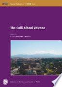 The Colli Albani Volcano