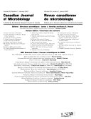 Canadian Journal of Microbiology