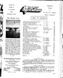 New Zealand Journal of Agriculture
