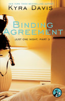 Pdf Just One Night, Part 3: Binding Agreement