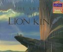 The Art of the Lion King Book