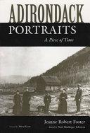 Adirondack Portraits