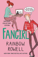 link to Fangirl in the TCC library catalog