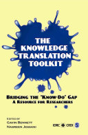The Knowledge Translation Toolkit