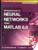 Introduction To Neural Networks Using Matlab 6 0 Book PDF