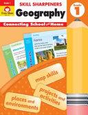 Skill Sharpeners Geography  Grade 1