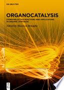 Organocatalysis