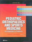 Pediatric Orthopaedics and Sports Medicine