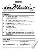 InMusic  , Volume 2, Issues 1-3