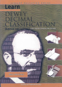 Cover of Learn Dewey Decimal Classification First North American Edition