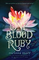 Pdf One Blood Ruby