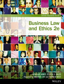 Cover of (AUCM) BUSINESS LAW AND ETHICS 2E CUSTOM FOR QUEENSLAND UNIVERSITY OF TECHNOLOGY WLYETX.