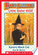 Karen s Black Cat  Baby Sitters Little Sister  102