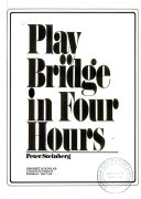 Play Bridge in Four Hours