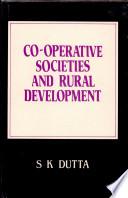 Co Operative Societies Rural Development