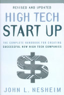 High Tech Start Up  Revised And Updated