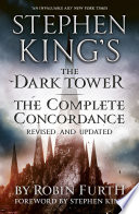 Stephen King S The Dark Tower The Complete Concordance Book