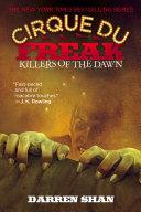 Pdf Cirque Du Freak #9: Killers of the Dawn