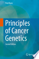 Principles of Cancer Genetics Book